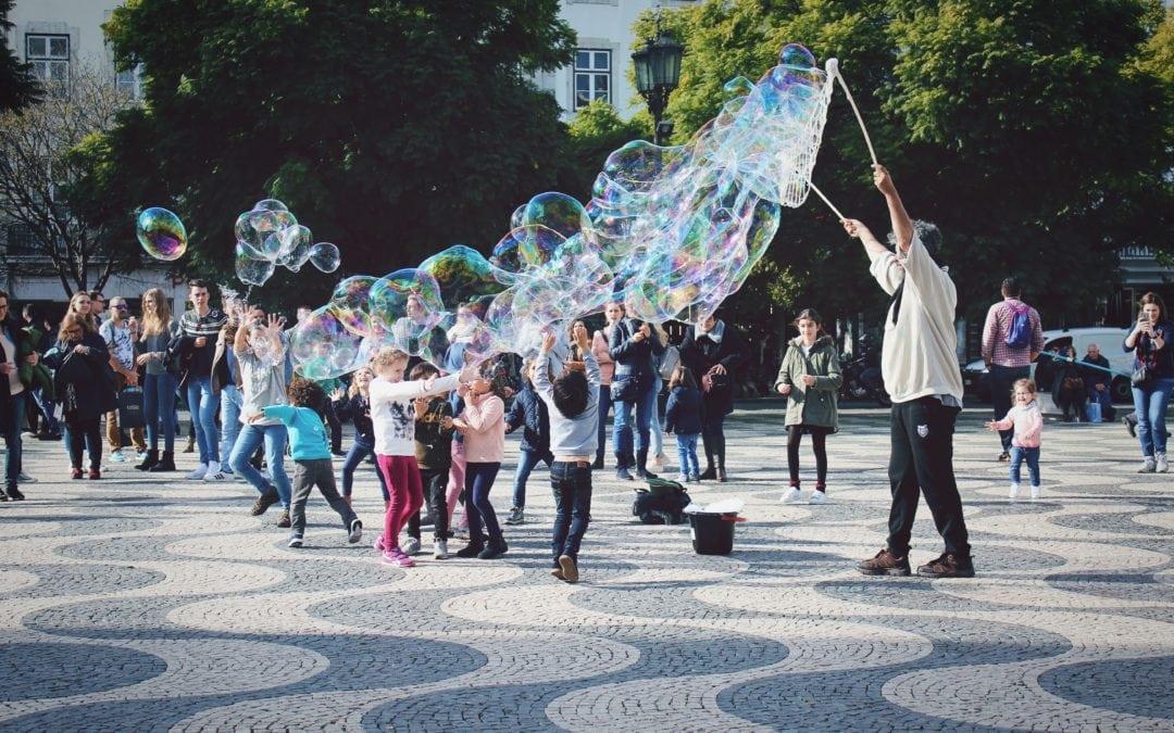 El Festival de los Niños Alrededor del Mundo: 2017
